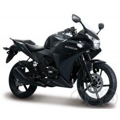 Мотоцикл ABM XMOTO GX250R