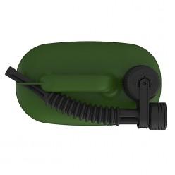 Канистра для бензина 5л с заливным устройством PROFI