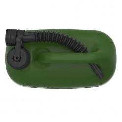 Канистра для бензина 10л с заливным устройством PROFI