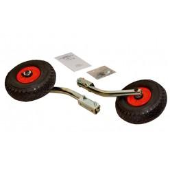 Транцевые колеса мобильные