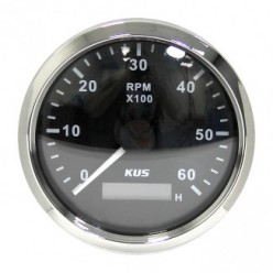Тахометр 6000 об/мин для ПЛМ (BS), SR:0,5-250