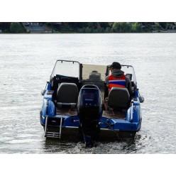 Подвесной лодочный двигатель Suzuki DF70 TL