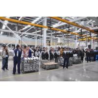 Открытие нового завода Hidea