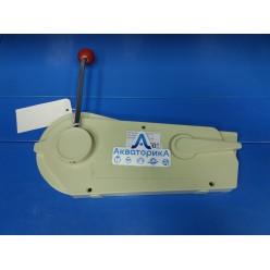 Машинка газ реверс правая M-2T-01 для лодочных моторов