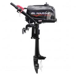 Лодочный мотор Gl Marine T2.6 Водяное охлаждение