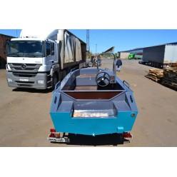 Лодка Рейд 420 С