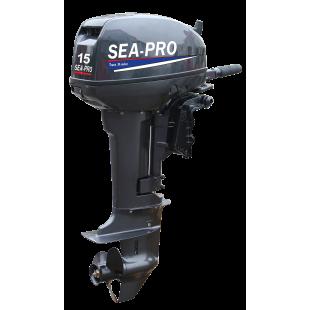 Лодочный мотор Sea Pro Т 15S