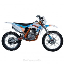Мотоцикл кроссовый KAYO K1 250 MX 21/18 (2017 г.)